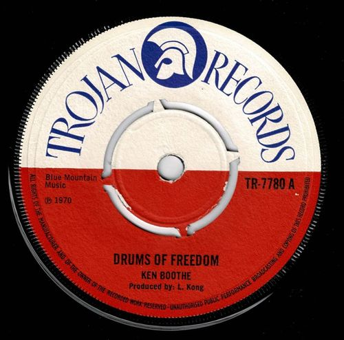 KEN BOOTHE-drums of freedom