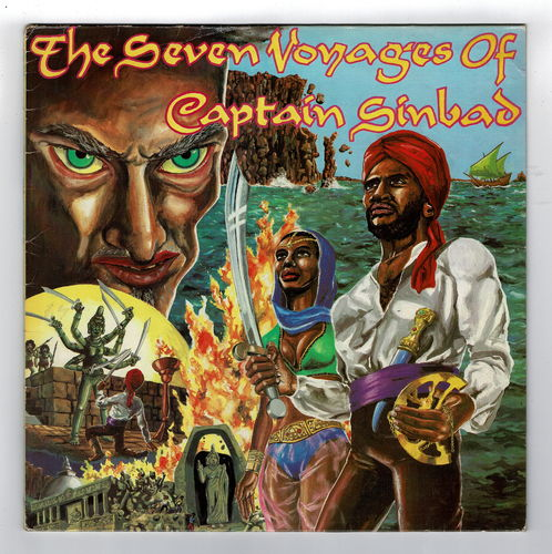 CAPTAIN SINBAD-the seven voyages of captain sinbad