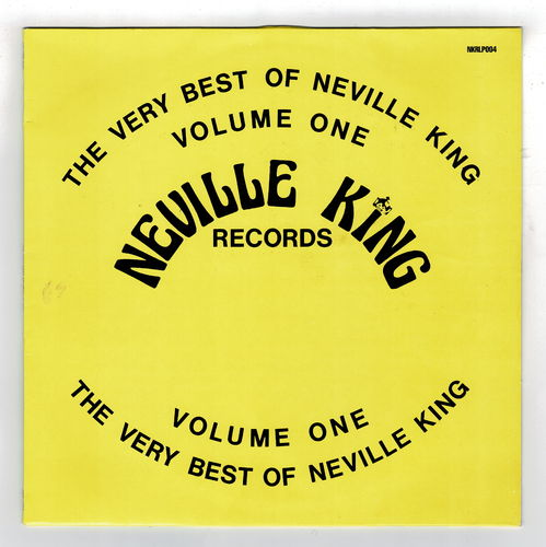 VARIOUS-the very best of neville king volume 1