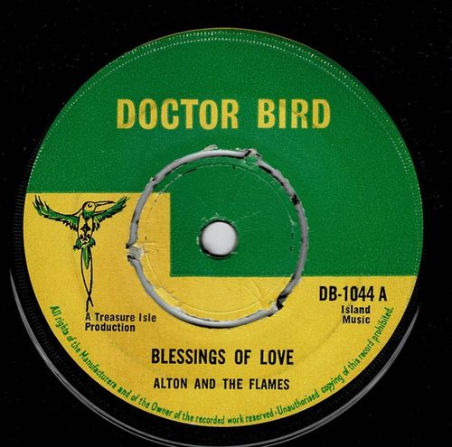 ALTON ELLIS-blessings of love