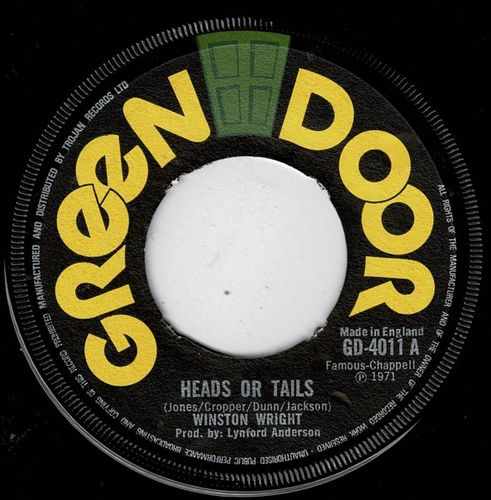WINSTON WRIGHT-heads or tails