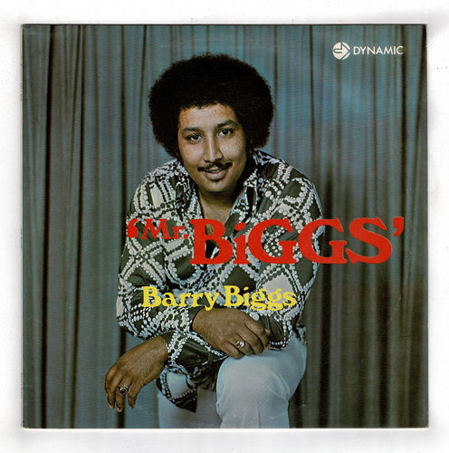 BARRY BIGGS-mr biggs