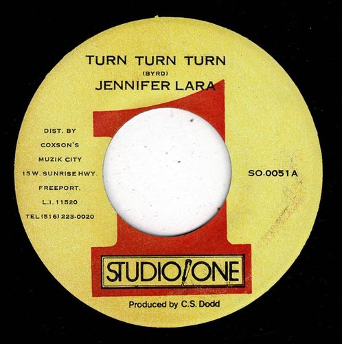 JENNIFER LARA-turn turn turn