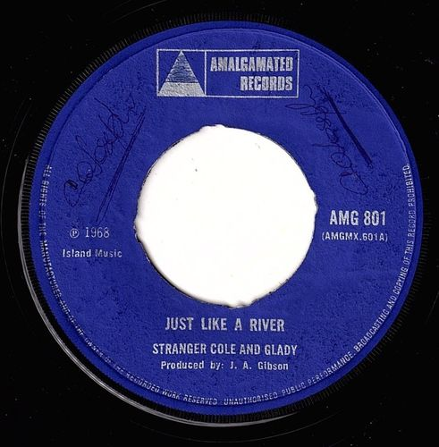 STRANGER COLE & GLADY-just like a river