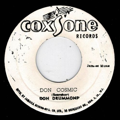 DON DRUMMOND-don cosmic