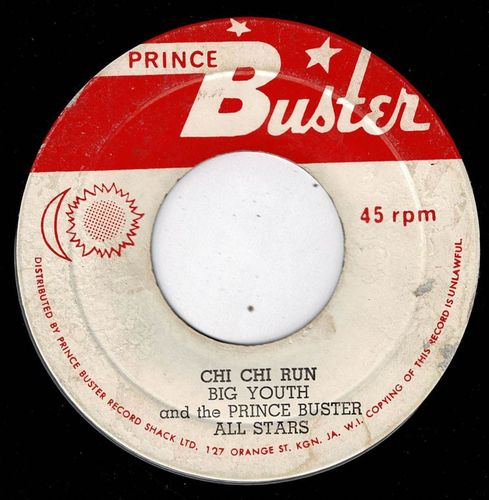 BIG YOUTH-chi chi run