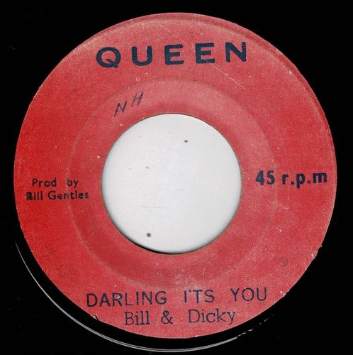 BILL & DICKY-darling its you
