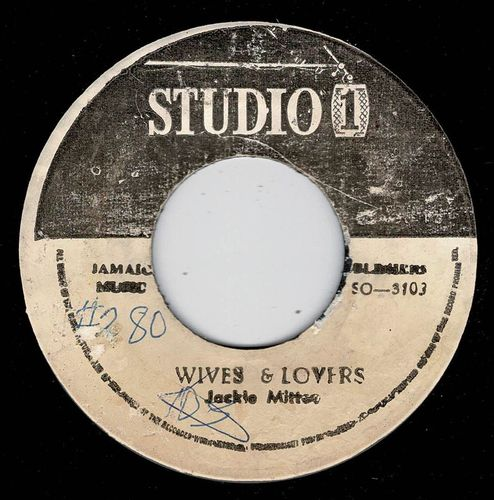 JACKIE MITTOO-wives & lovers