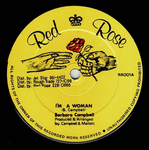 BARBARA CAMPBELL-i'm a woman