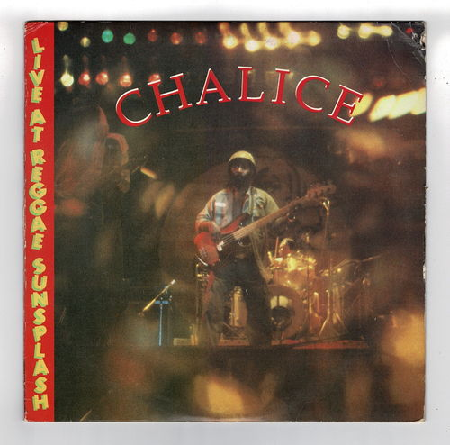 CHALICE-Live At Reggae Sunsplash