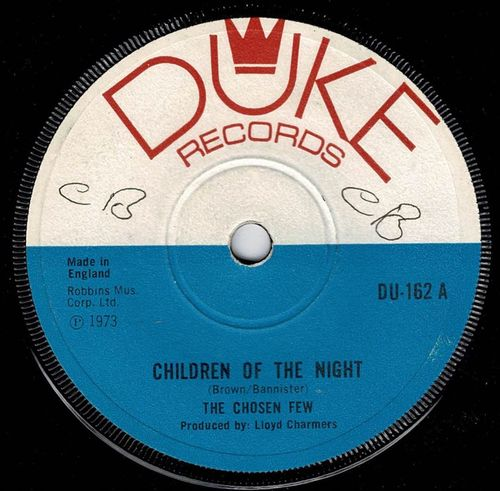 CHOSEN FEW-children of the night