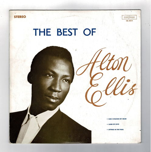 ALTON ELLIS-the best of  alton ellis