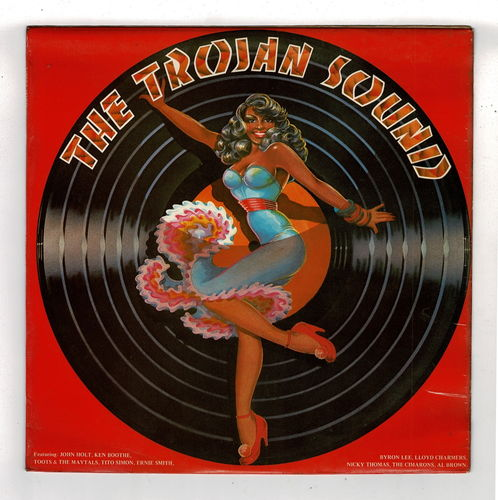 VARIOUS-the trojan sound