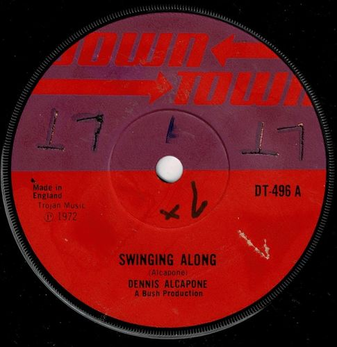 DENNIS ALCAPONE-swinging along