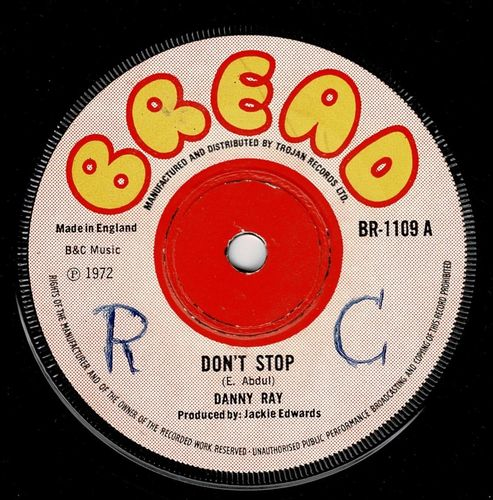 DANNY RAY-don't stop