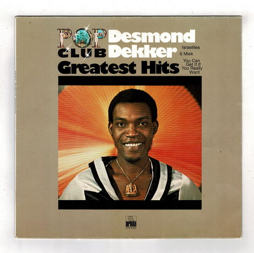 DESMOND DEKKER-greatest hits