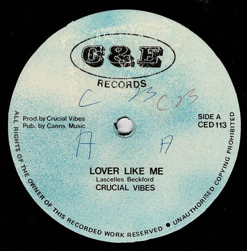 CRUCIAL VIBES-lover like me