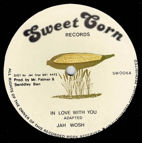 JAH WOOSH-in love with you