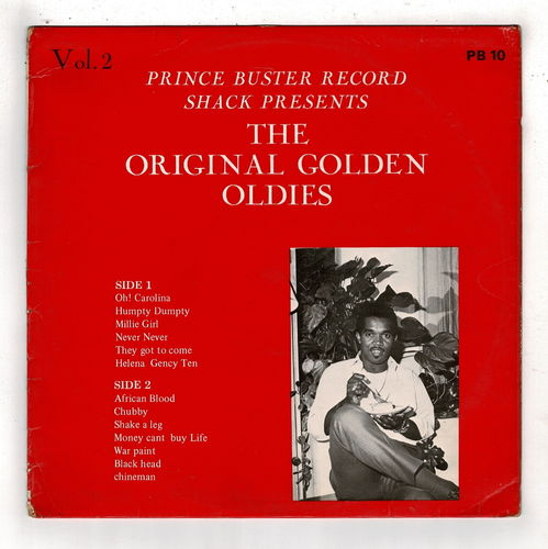 VARIOUS-the original golden oldies volume 2