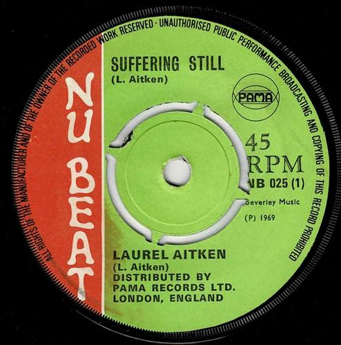 LAUREL AITKEN-suffering still