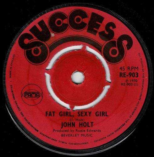 JOHN HOLT-fat girl sexy girl