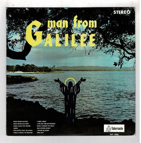 VARIOUS-man from galilee