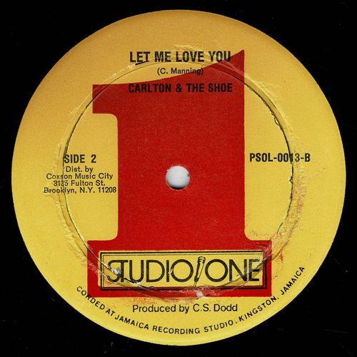 CARLTON & HIS SHOES-let me love you