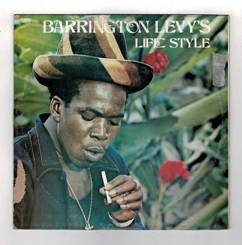 BARRINGTON LEVY-life style