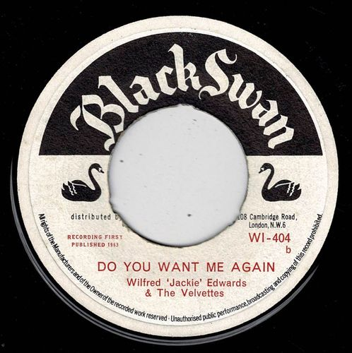 JACKIE EDWARDS-do you want me again