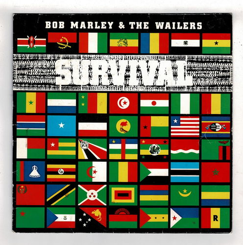 BOB MARLEY & WAILERS-survival (coloured vinyl)