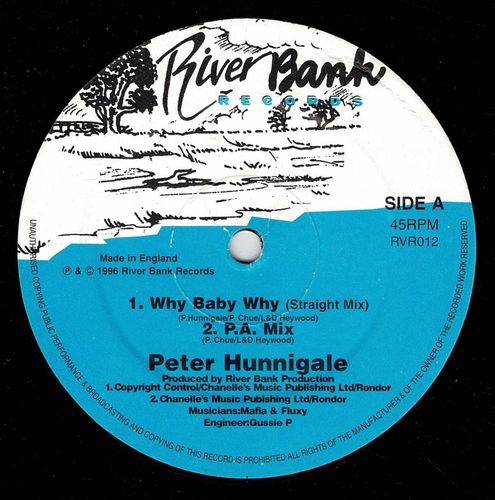 PETER HUNNIGALE-why baby why
