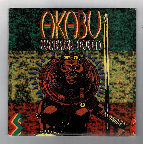 AKABU-warrior queen