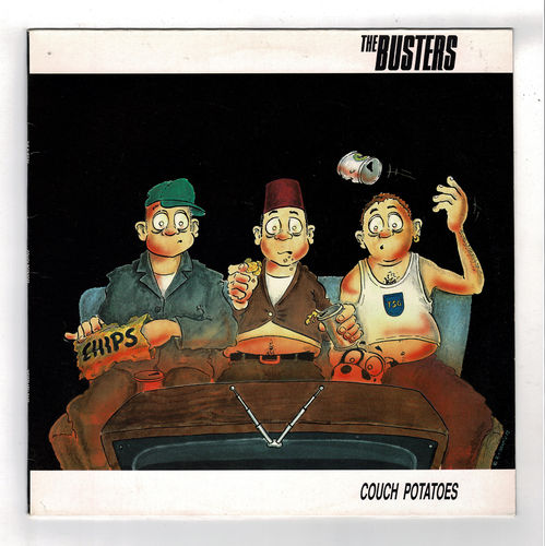 THE BUSTERS-couch potatoes