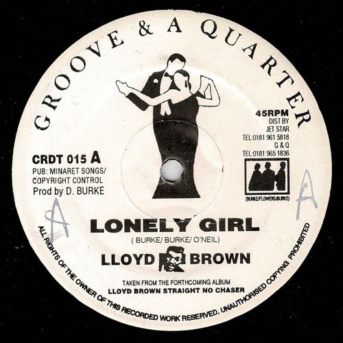 LEROY BROWN-lonely girl