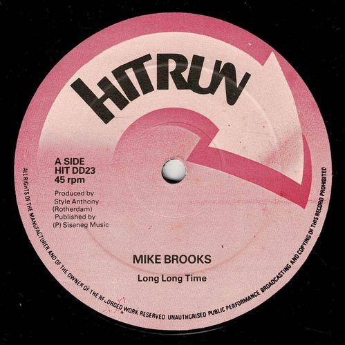 MIKE BROOKS-long long time