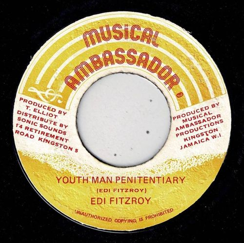 EDI FITZROY-youth man penitentiary