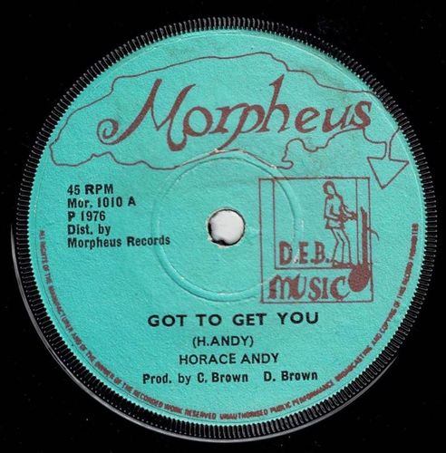 HORACE ANDY-got to get you