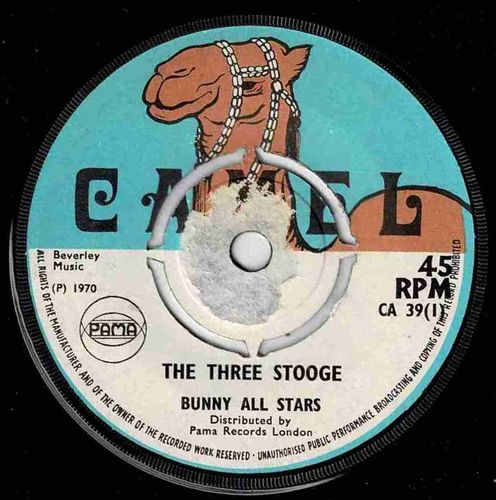 BUNNY ALL STARS-the three stooge