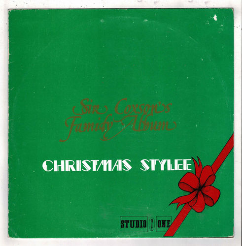 VARIOUS-christmas stylee