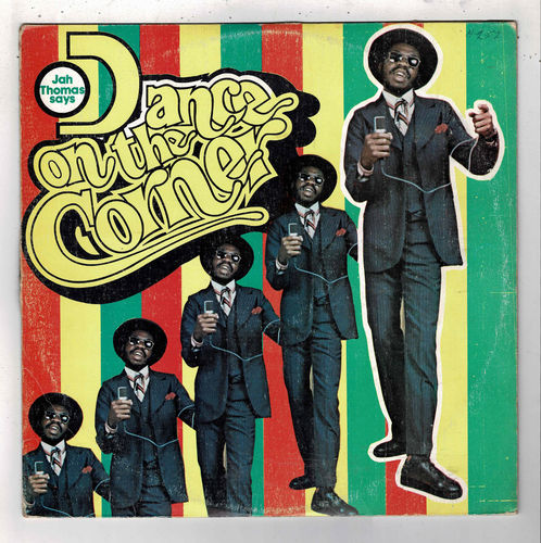 JAH THOMAS-dance on the corner