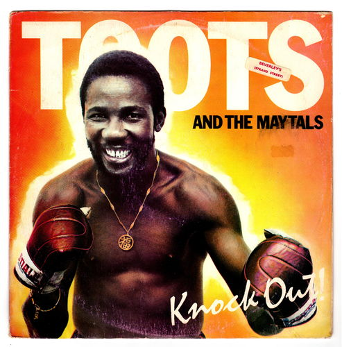 TOOTS & MAYTALS-knock out