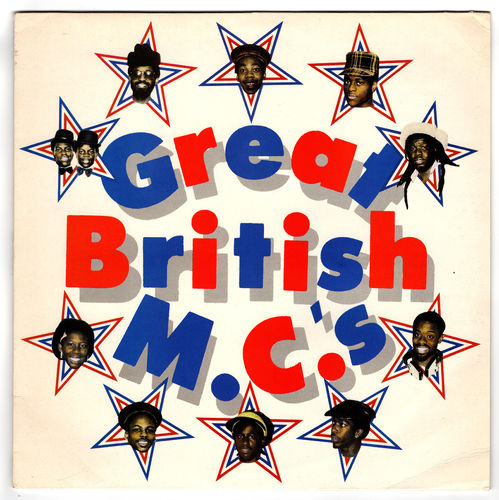 VARIOUS-great british MC's