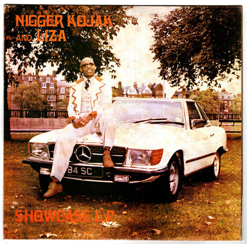 NIGGER KOJAK & LIZA-showcase LP