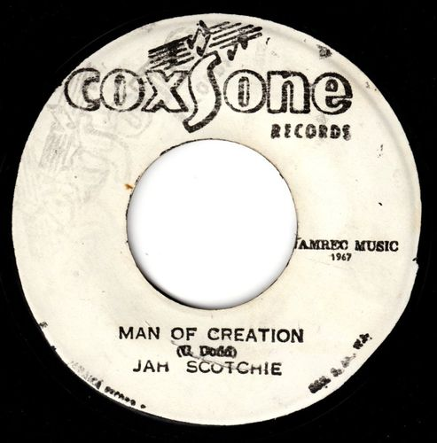 JAH SCOTCHIE-man of creation
