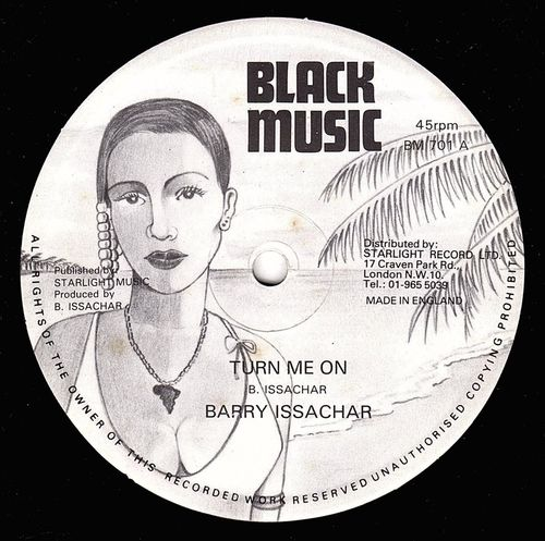 BARRY ISSAC-turn me on