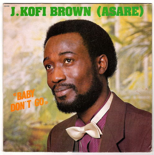 J KOFI BROWN-baby dont go