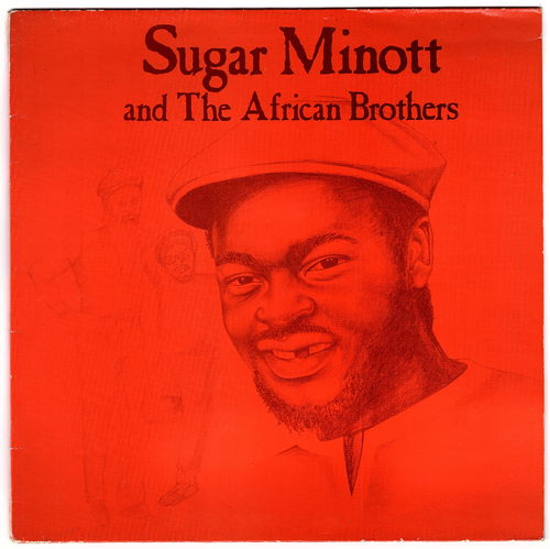 SUGAR MINOTT & AFRICAN BROTHERS-collectors item