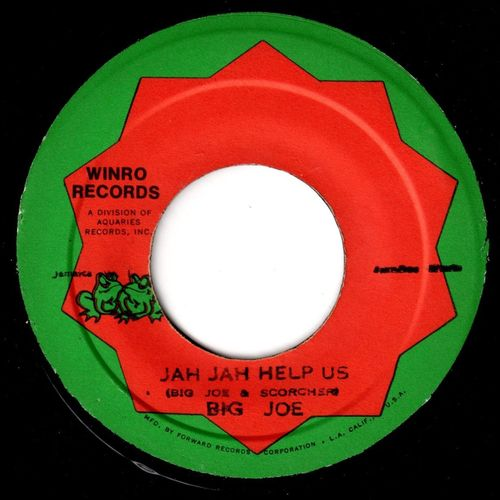 BIG JOE-jah jah help us