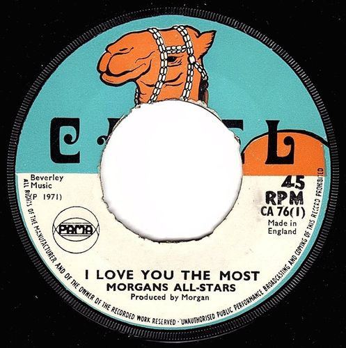 LLOYD CLARKE-i love you the most