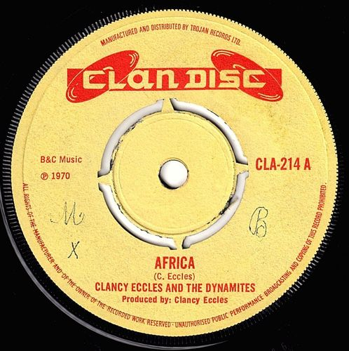 CLANCY ECCLES-africa